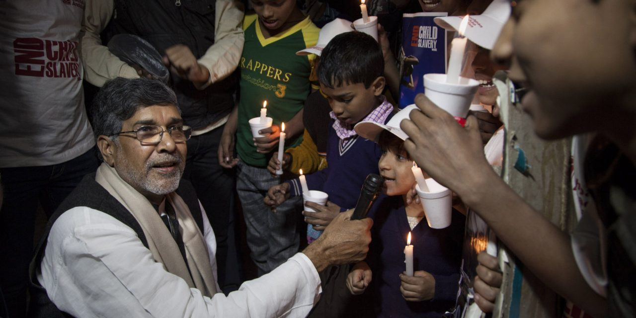 How Kailash Satyarthi helped me fulfil a childhood promise